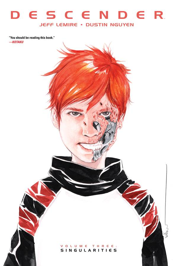 DESCENDER TP VOL 03 SINGULARITIES (SEP160801)