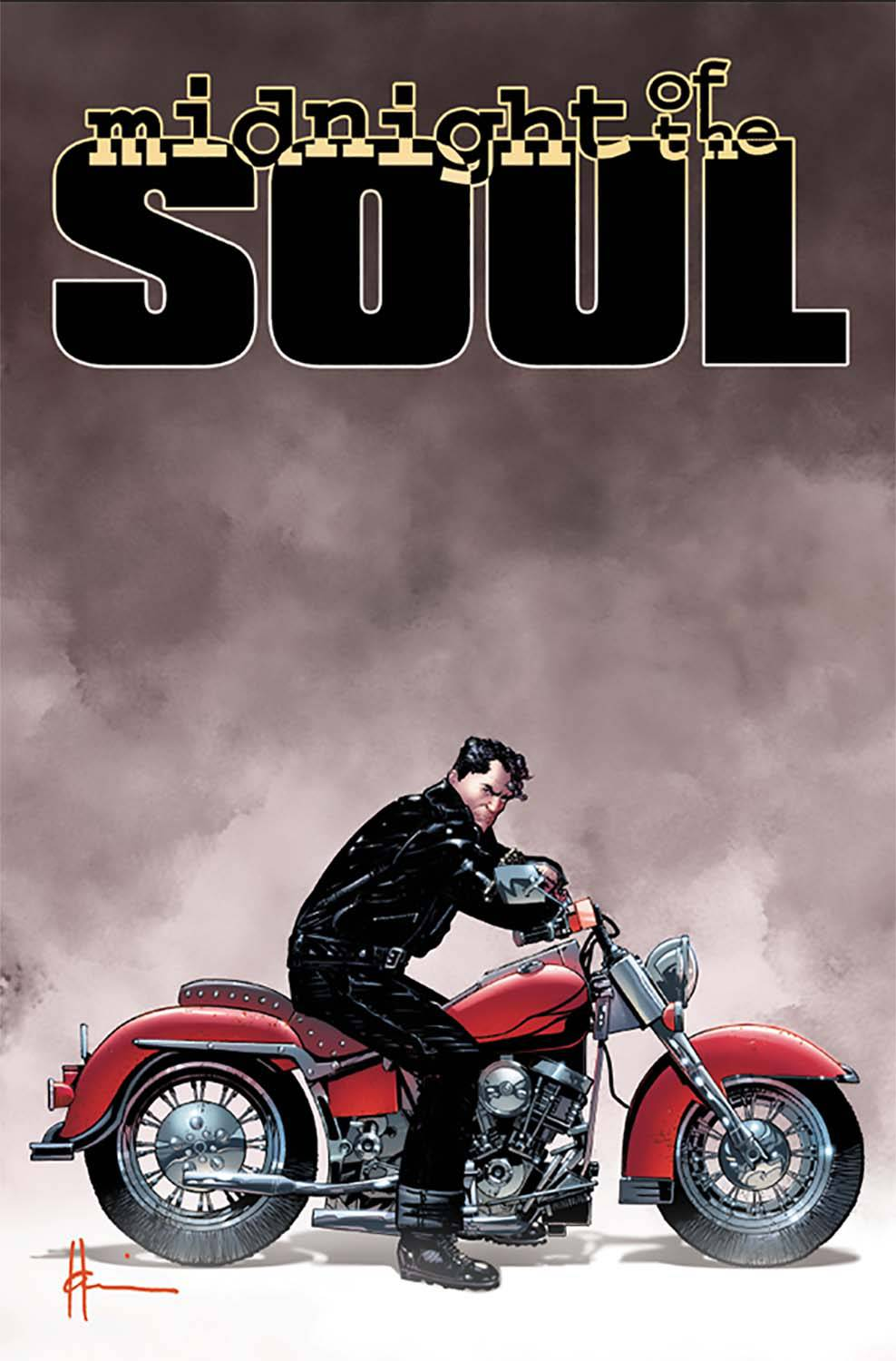 MIDNIGHT OF THE SOUL TP VOL 01 (OCT160661) (MR)