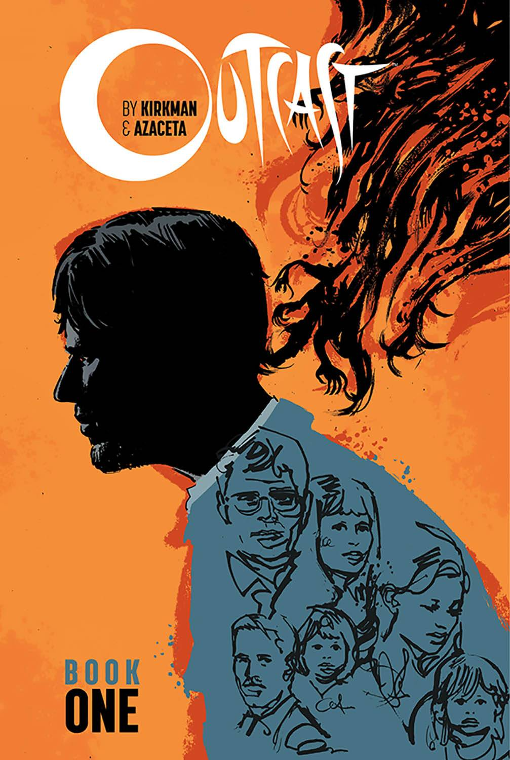 OUTCAST BY KIRKMAN & AZACETA HC BOOK 01 (SEP160791) (MR)