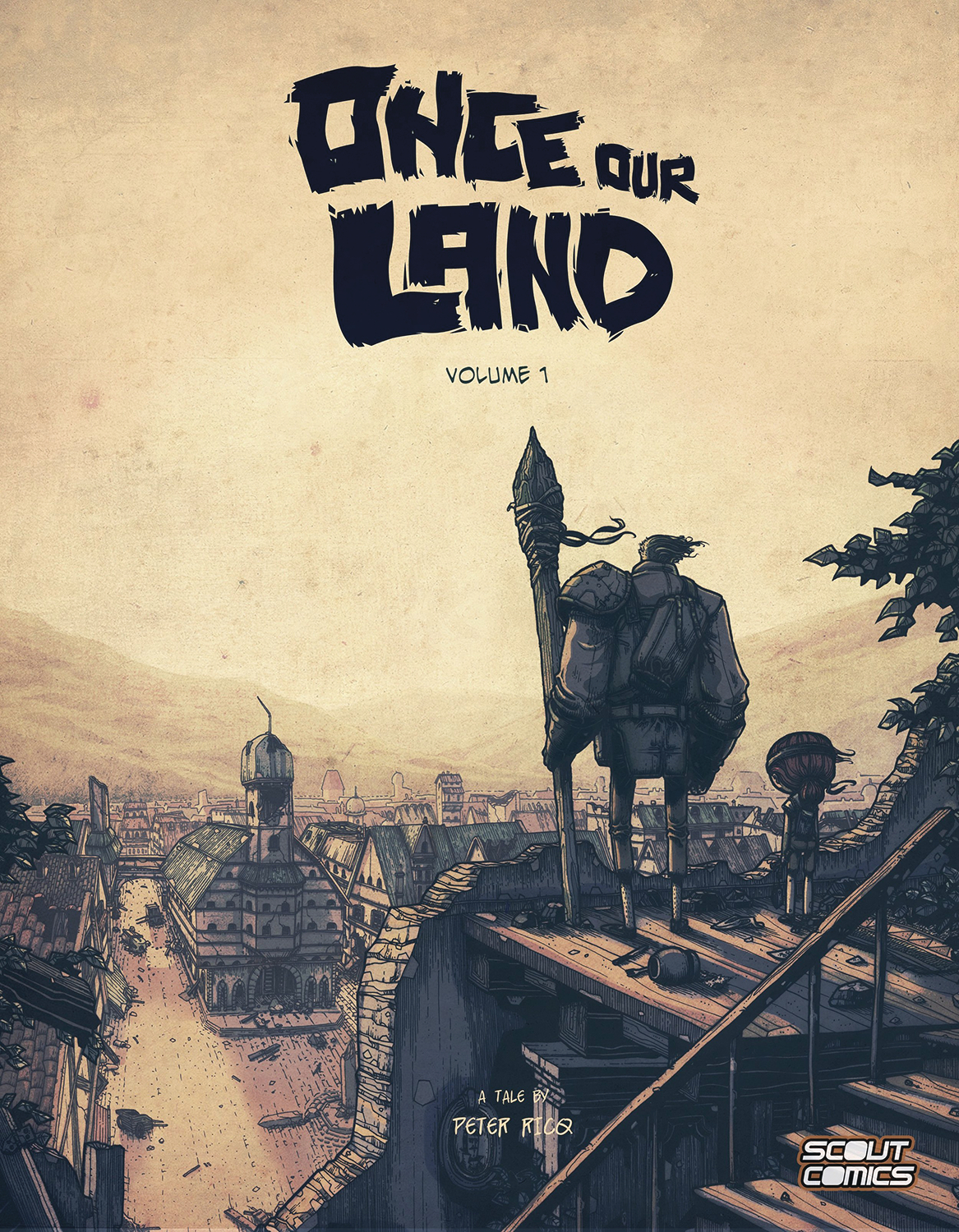 ONCE OUR LAND TP VOL 01