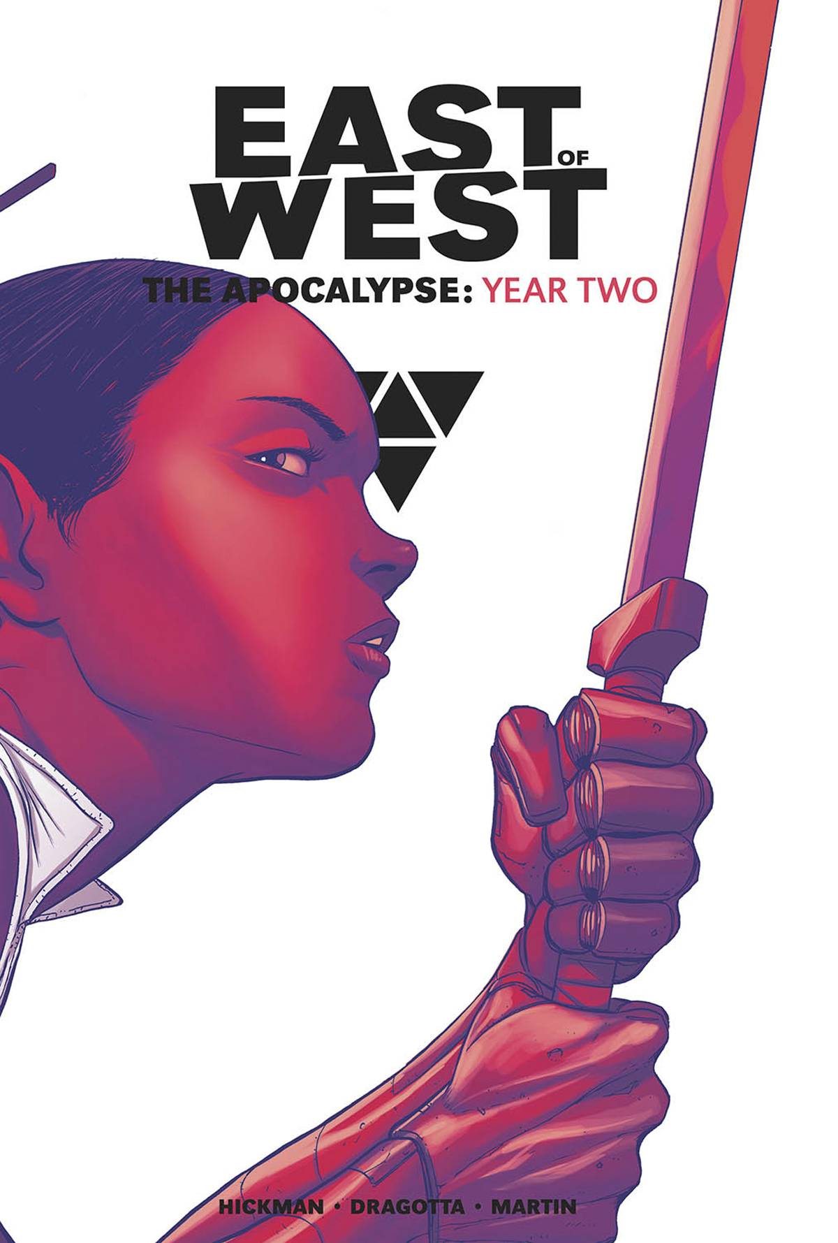 EAST OF WEST THE APOCALYPSE YEAR TWO HC (O/A)