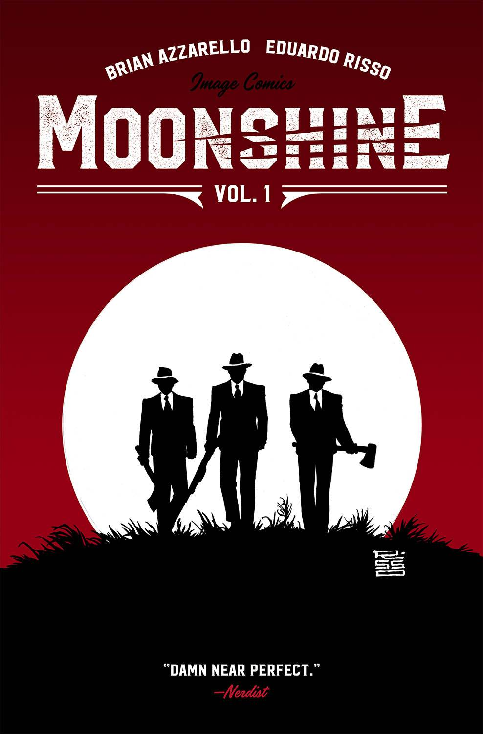MOONSHINE TP VOL 01 (FEB170696) (MR)
