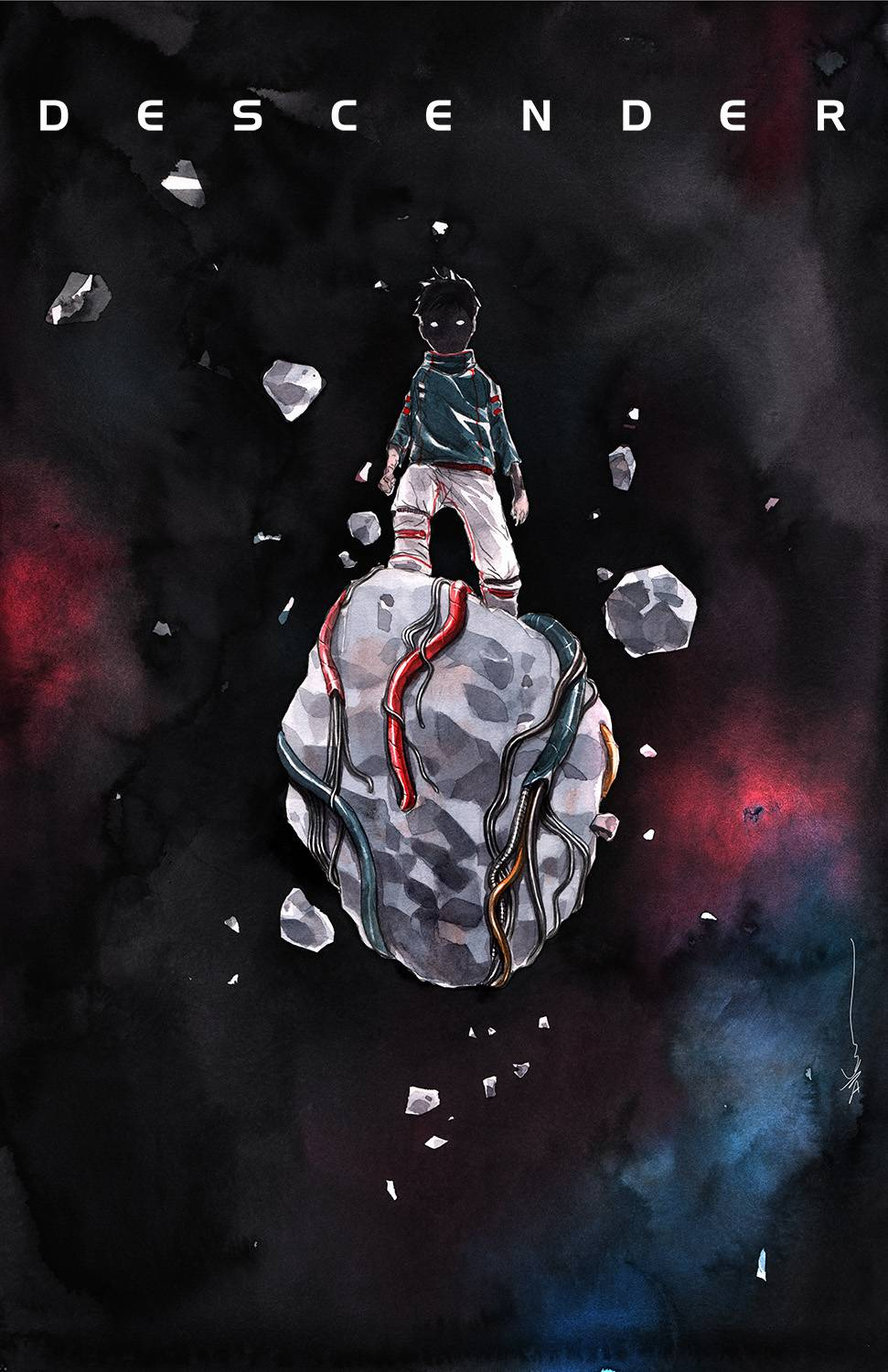 DESCENDER TP VOL 04 ORBITAL MECHANICS (MR)