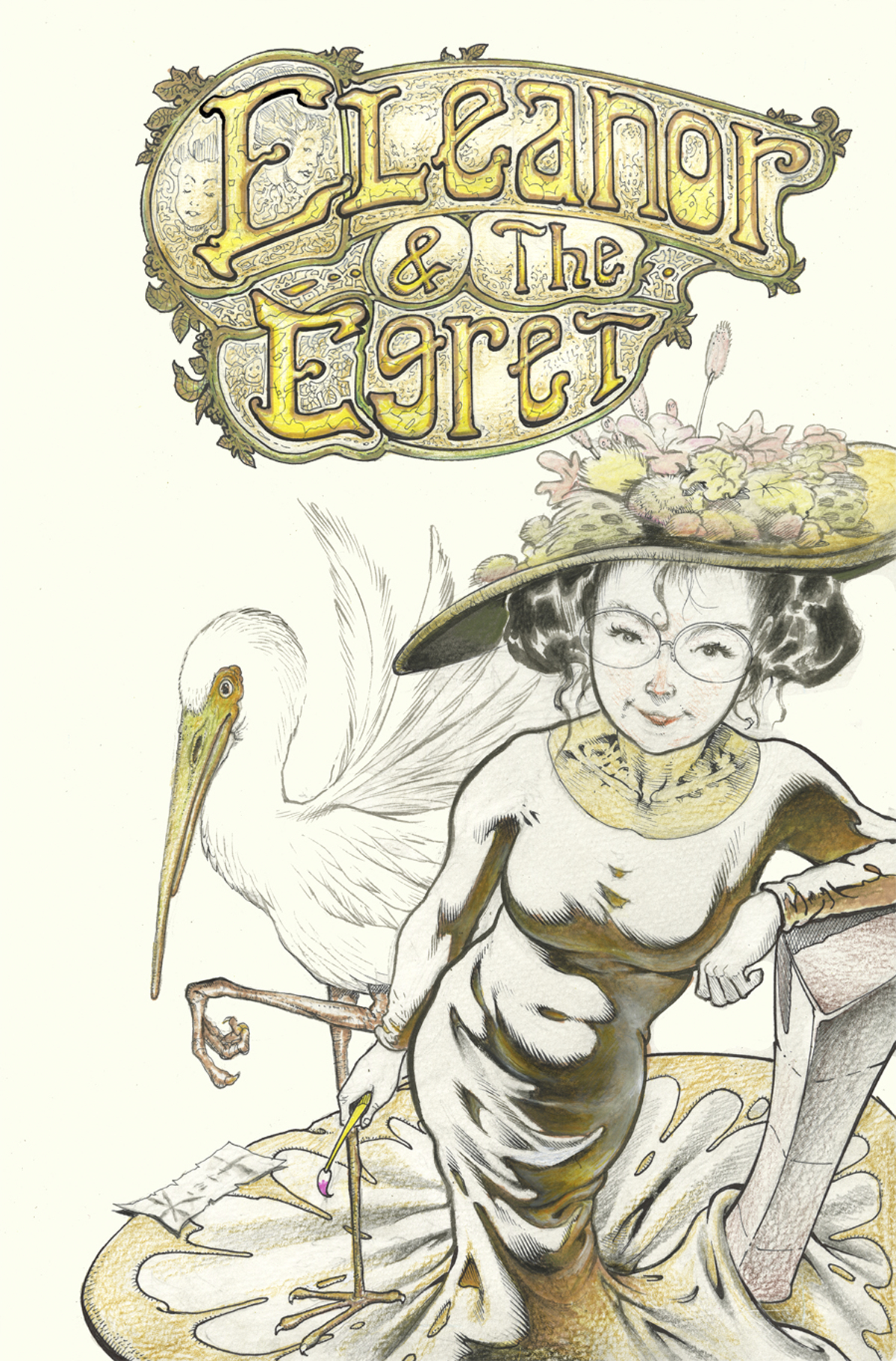 ELEANOR & THE EGRET #1