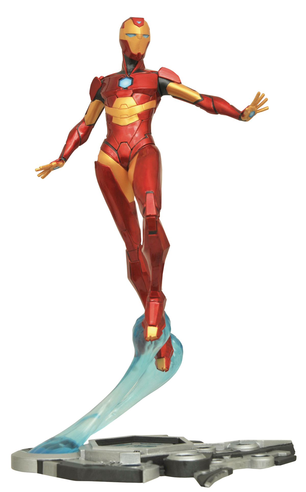 MARVEL GALLERY IRONHEART PVC FIG
