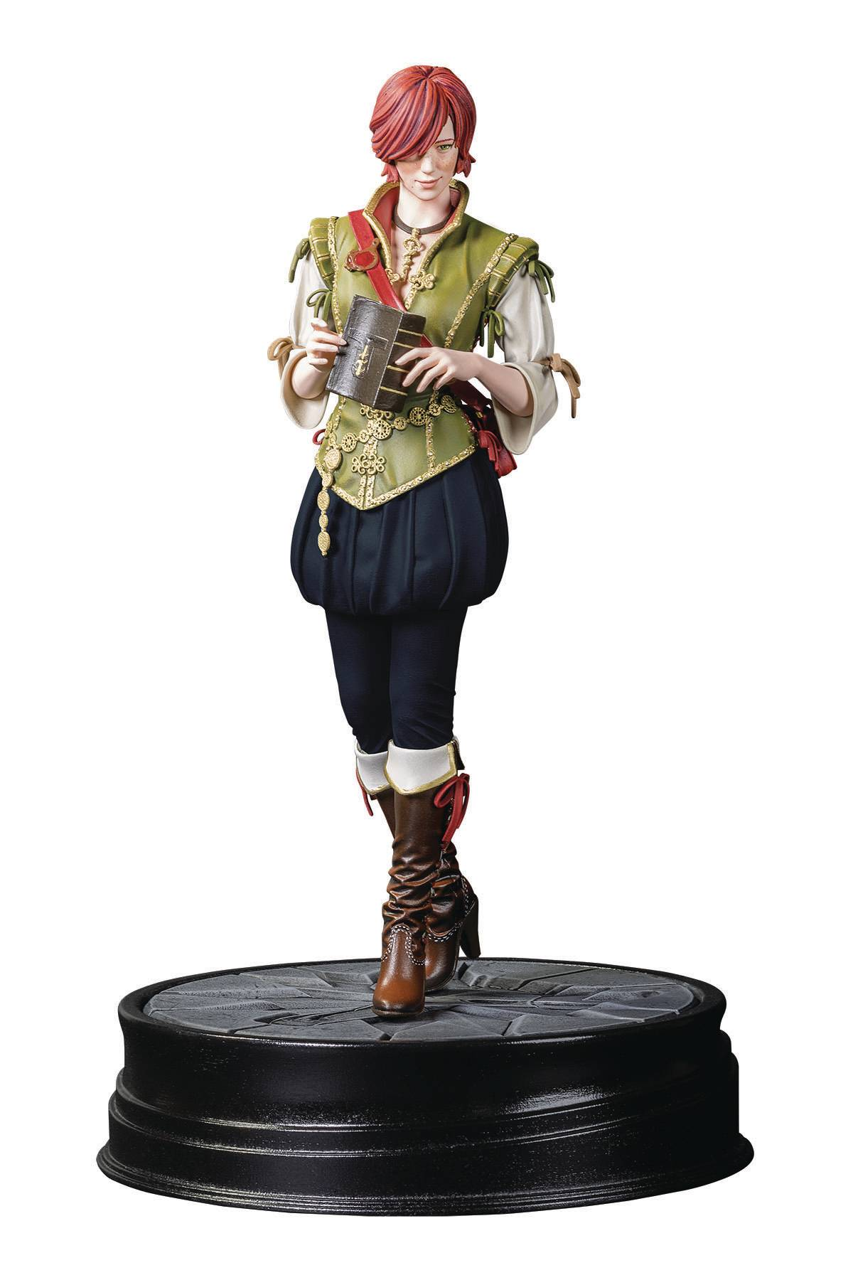 WITCHER 3 WILD HUNT FIGURE SHANI (APR170128)