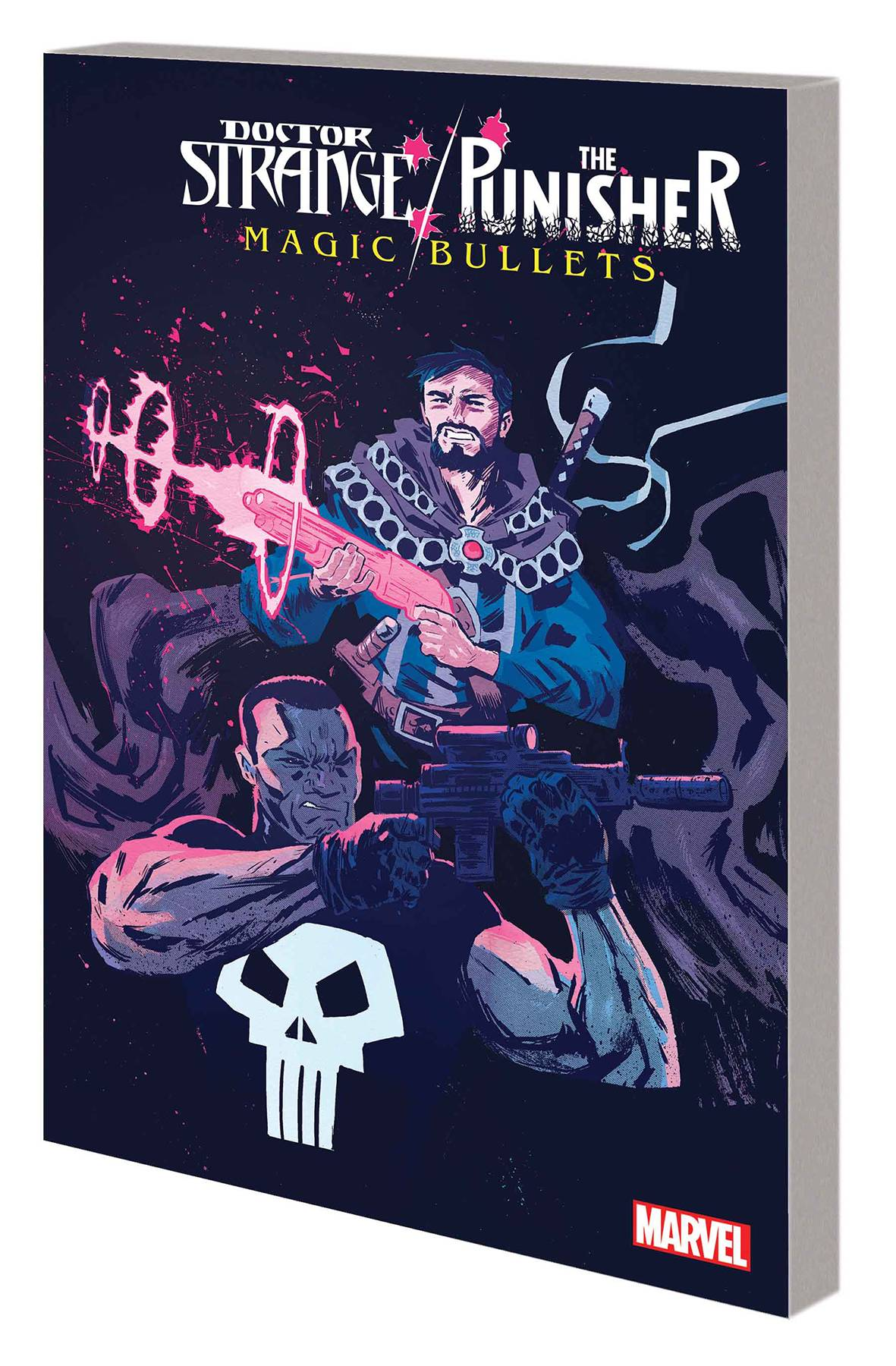 DOCTOR STRANGE/PUNISHER TP MAGIC BULLETS