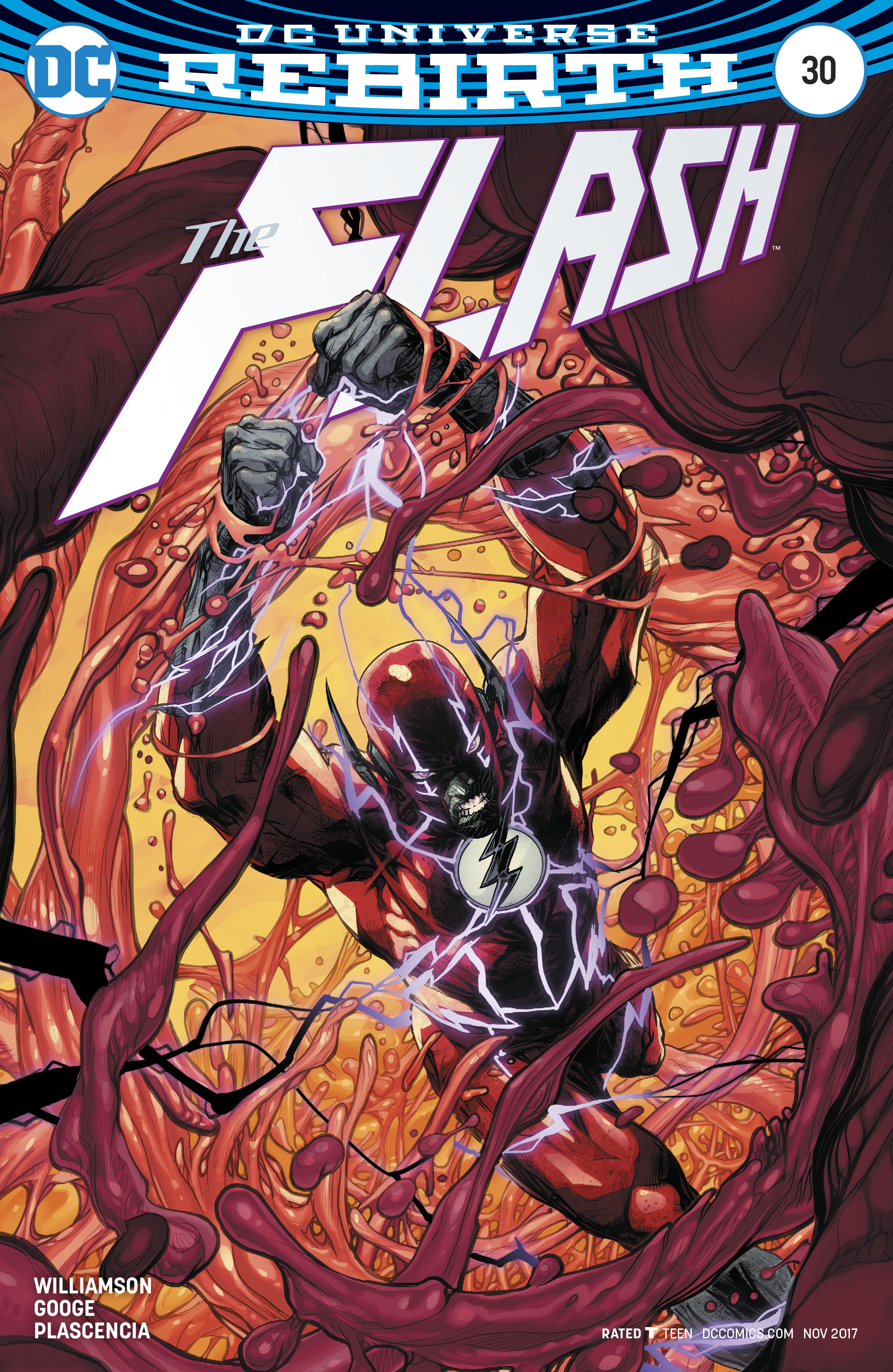 FLASH #30 VAR ED