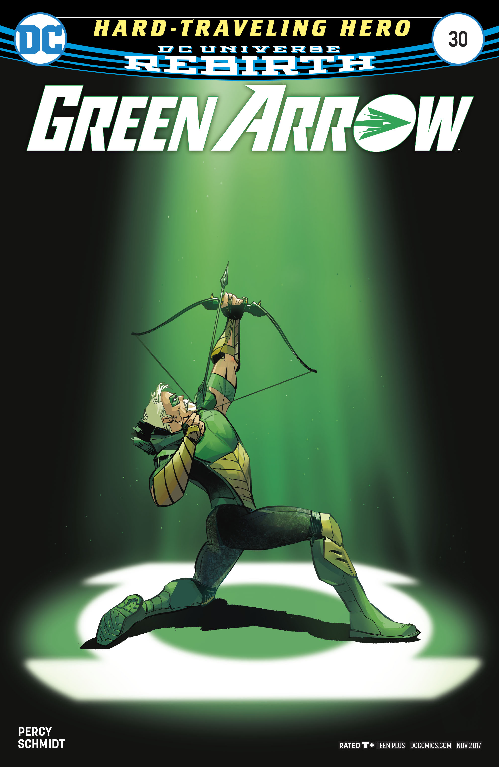 GREEN ARROW #30
