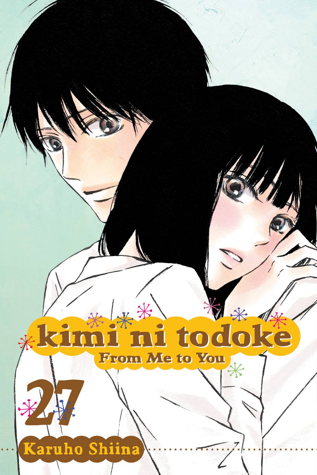 KIMI NI TODOKE GN VOL 27 FROM ME TO YOU