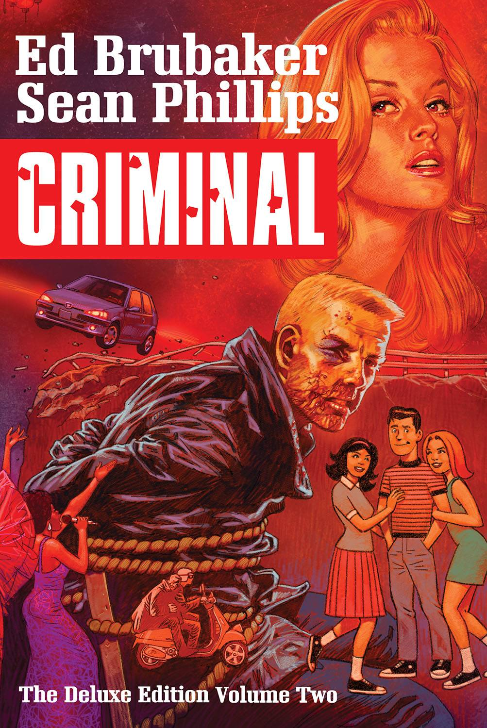CRIMINAL Deluxe Edition Hardcover VOL 02 (MR) [2021 Printing]