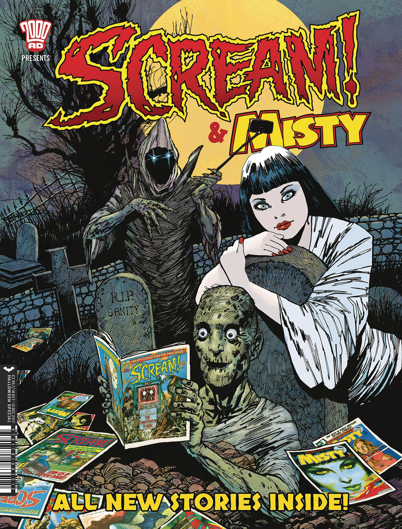 SCREAM MISTY SPECIAL #1