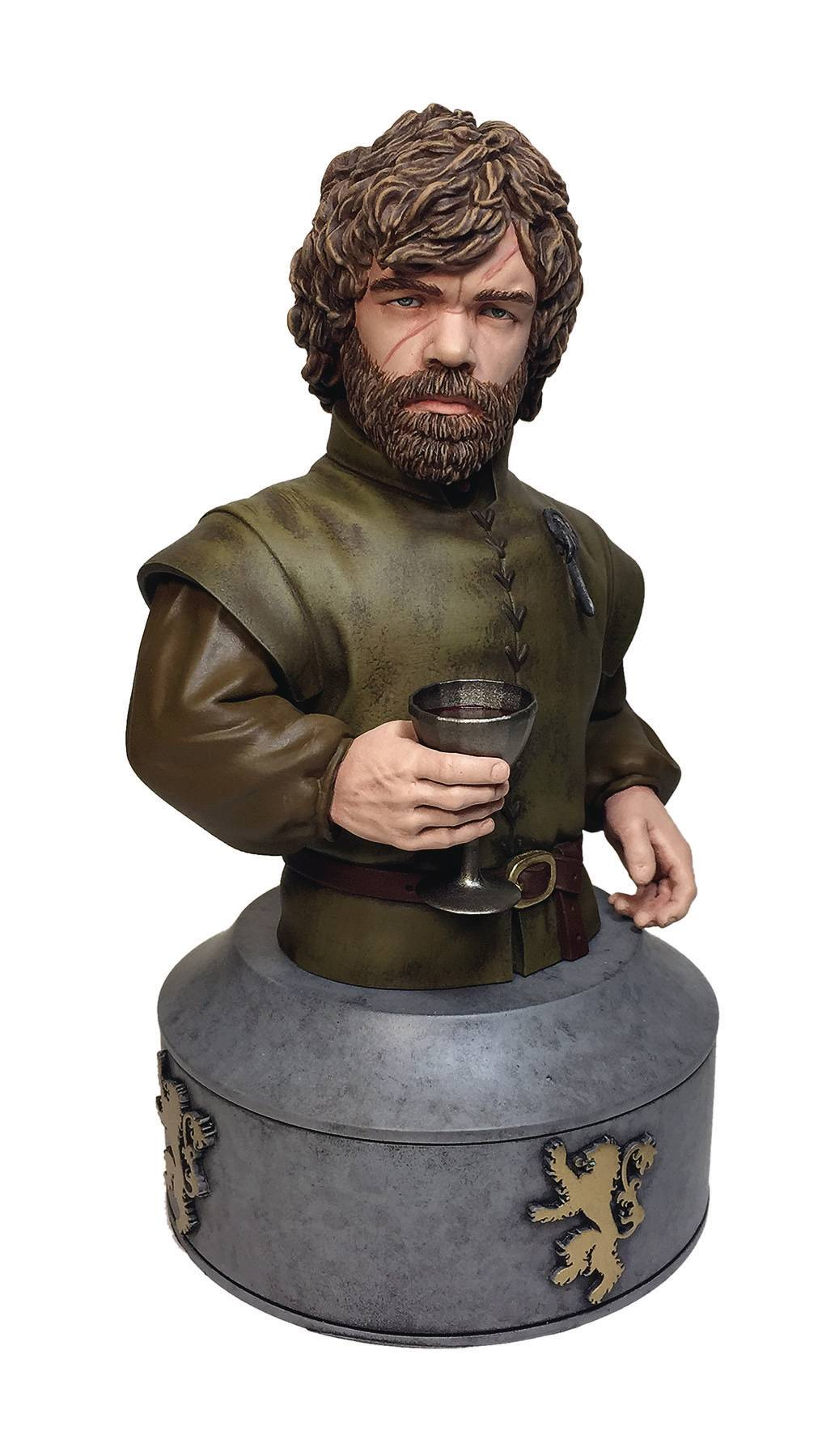 GOT TYRION LANNISTER HAND OF THE QUEEN BUST (AUG170093)