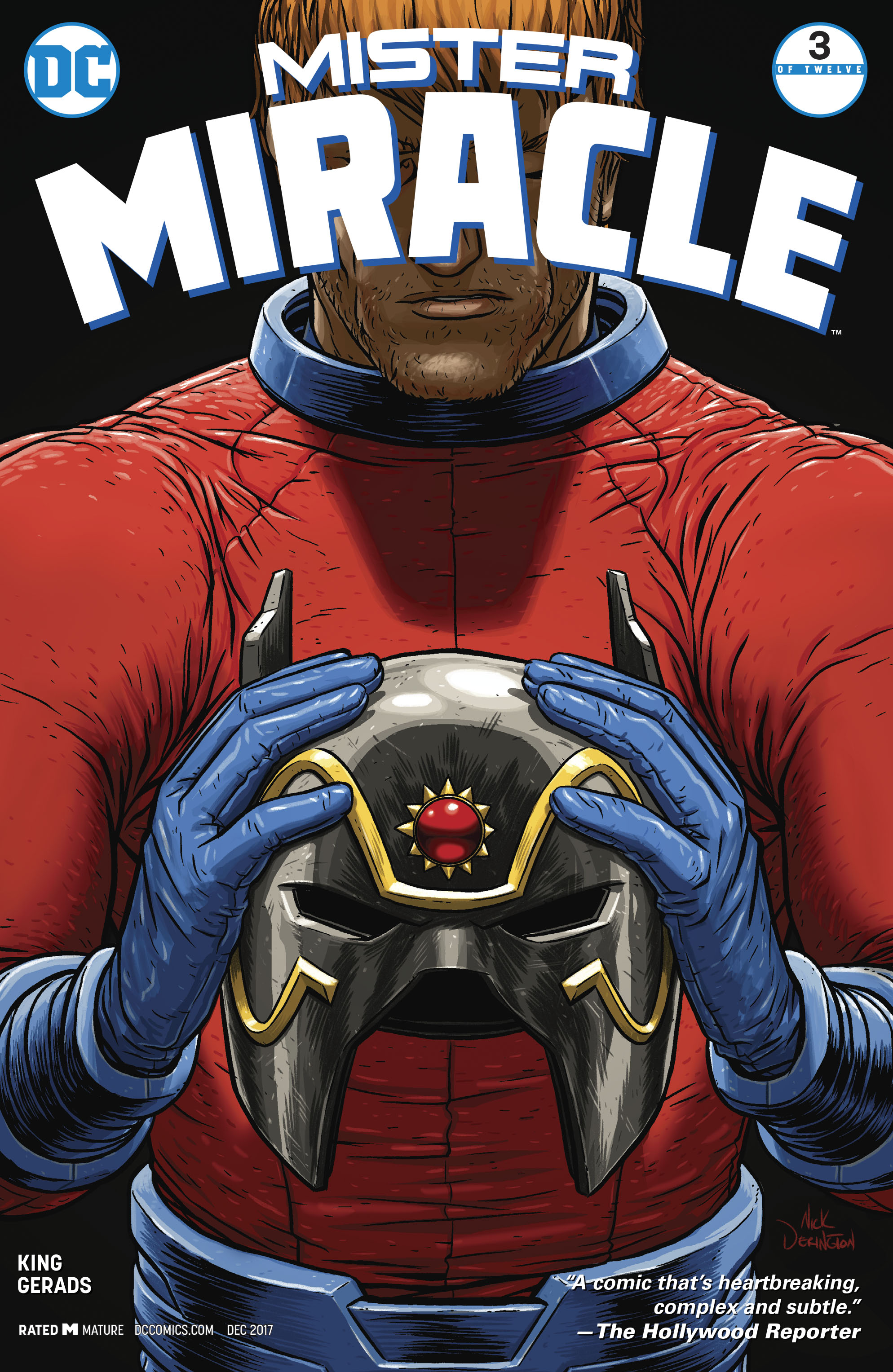 MISTER MIRACLE #3 (OF 12) (MR)