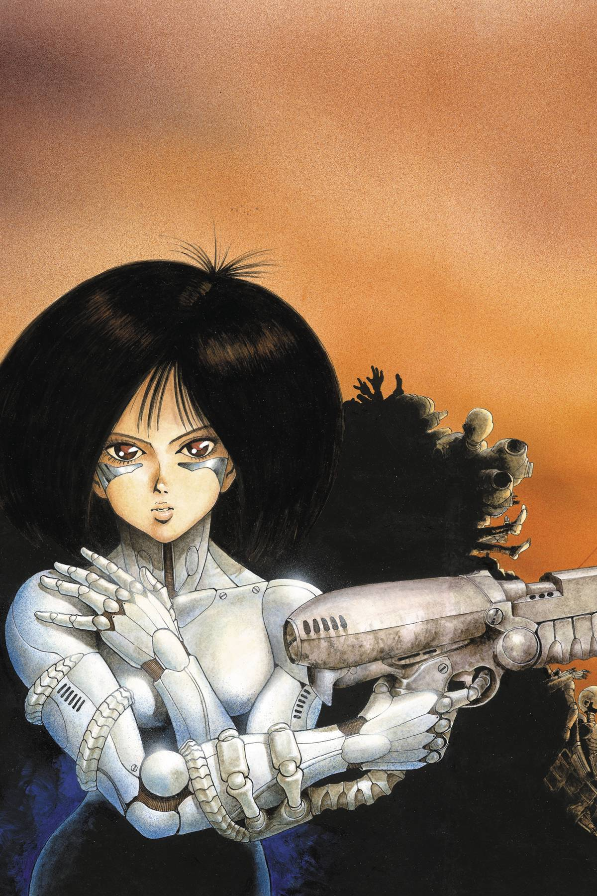 BATTLE ANGEL ALITA DELUXE ED HC VOL 01