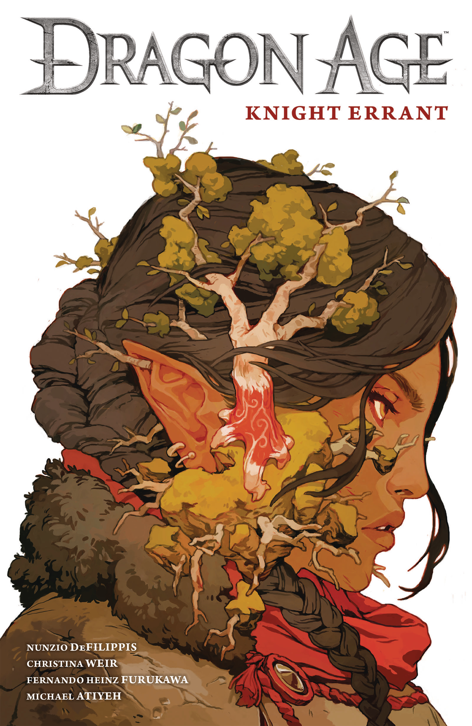 DRAGON AGE KNIGHT ERRANT TP