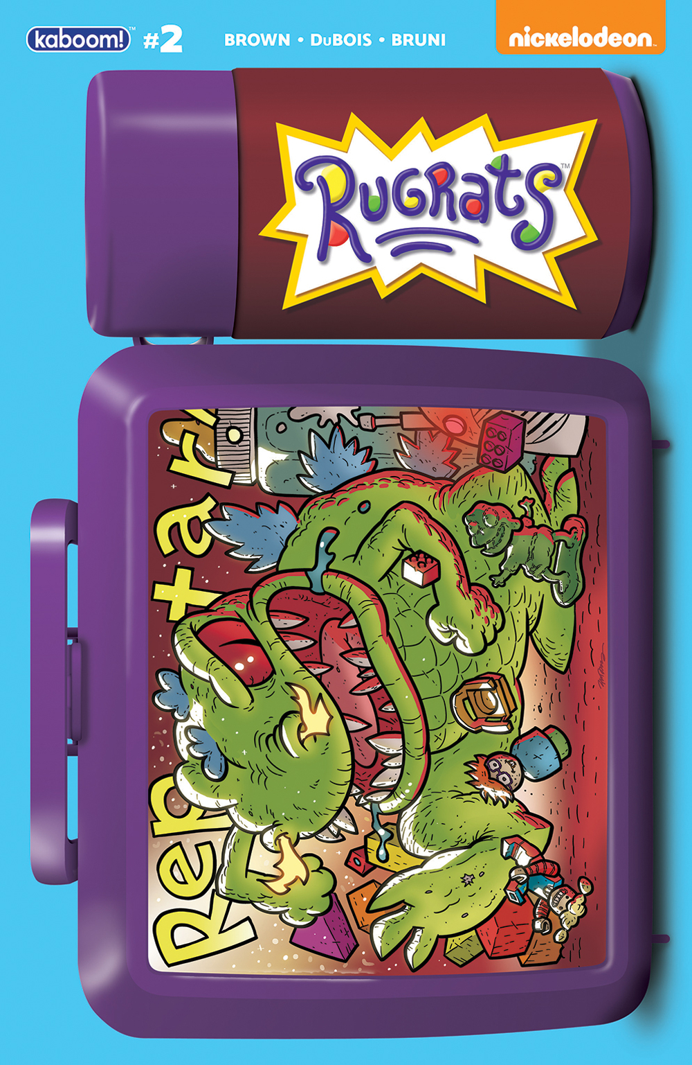 RUGRATS #2 SUBSCRIPTION CANNON VAR