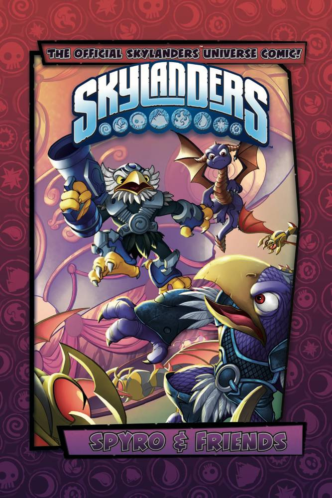 SKYLANDERS SPYRO & FRIENDS HC