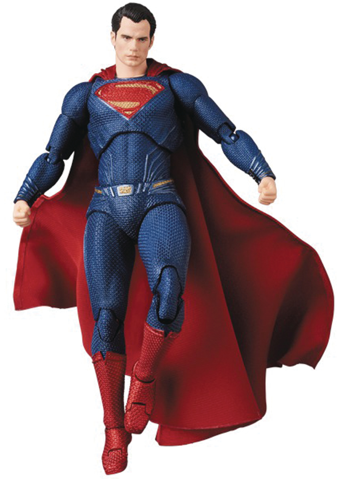 JUSTICE LEAGUE SUPERMAN MAF EX AF