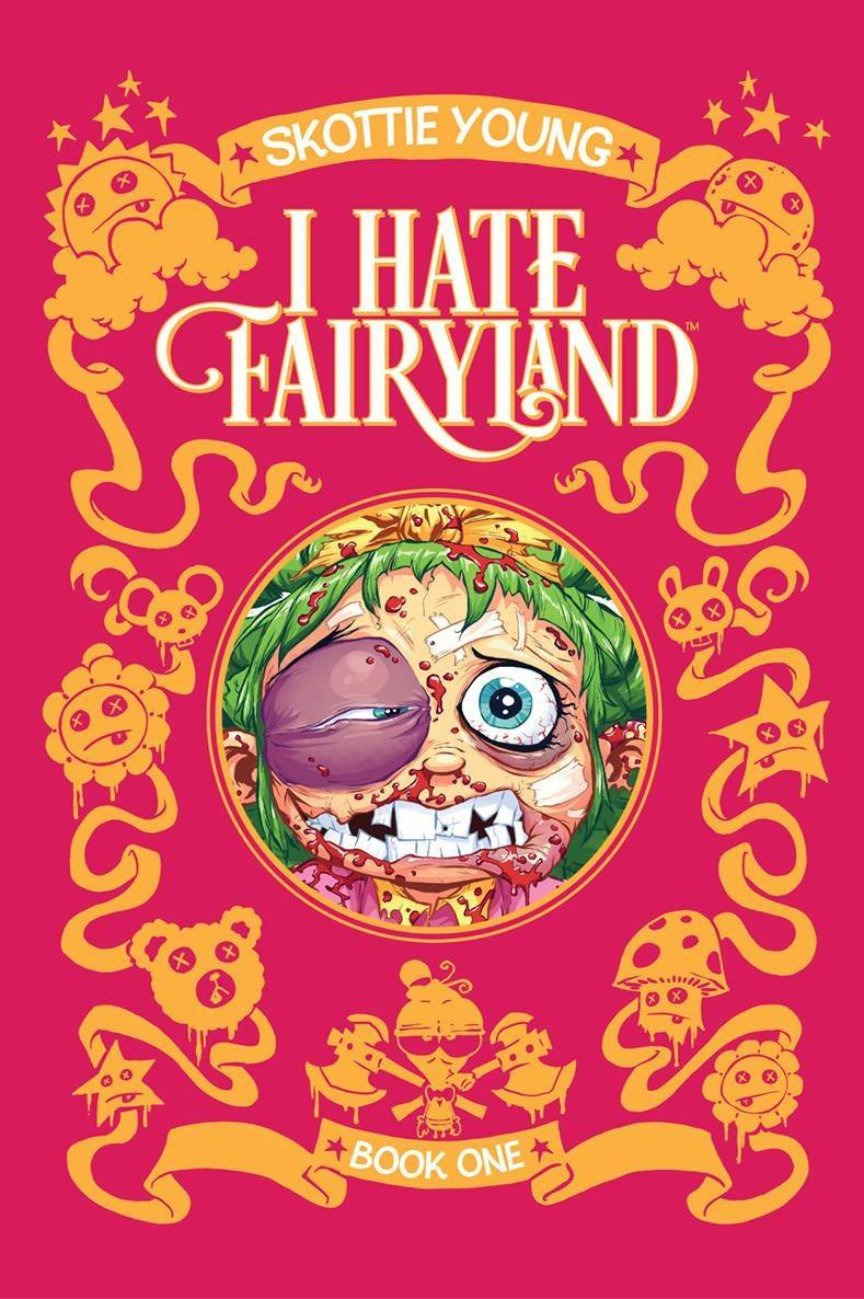 I HATE FAIRYLAND DLX HC VOL 01 S&N ED (MR)