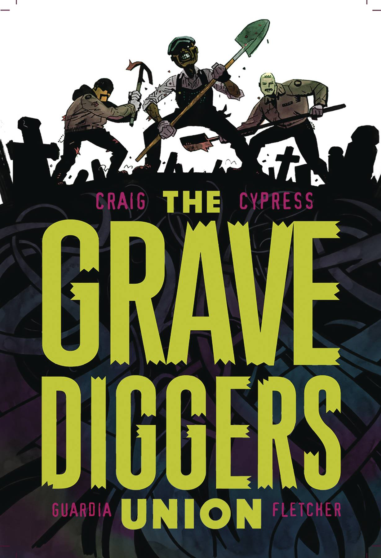 GRAVEDIGGERS UNION TP VOL 01 (FEB180568) (MR)