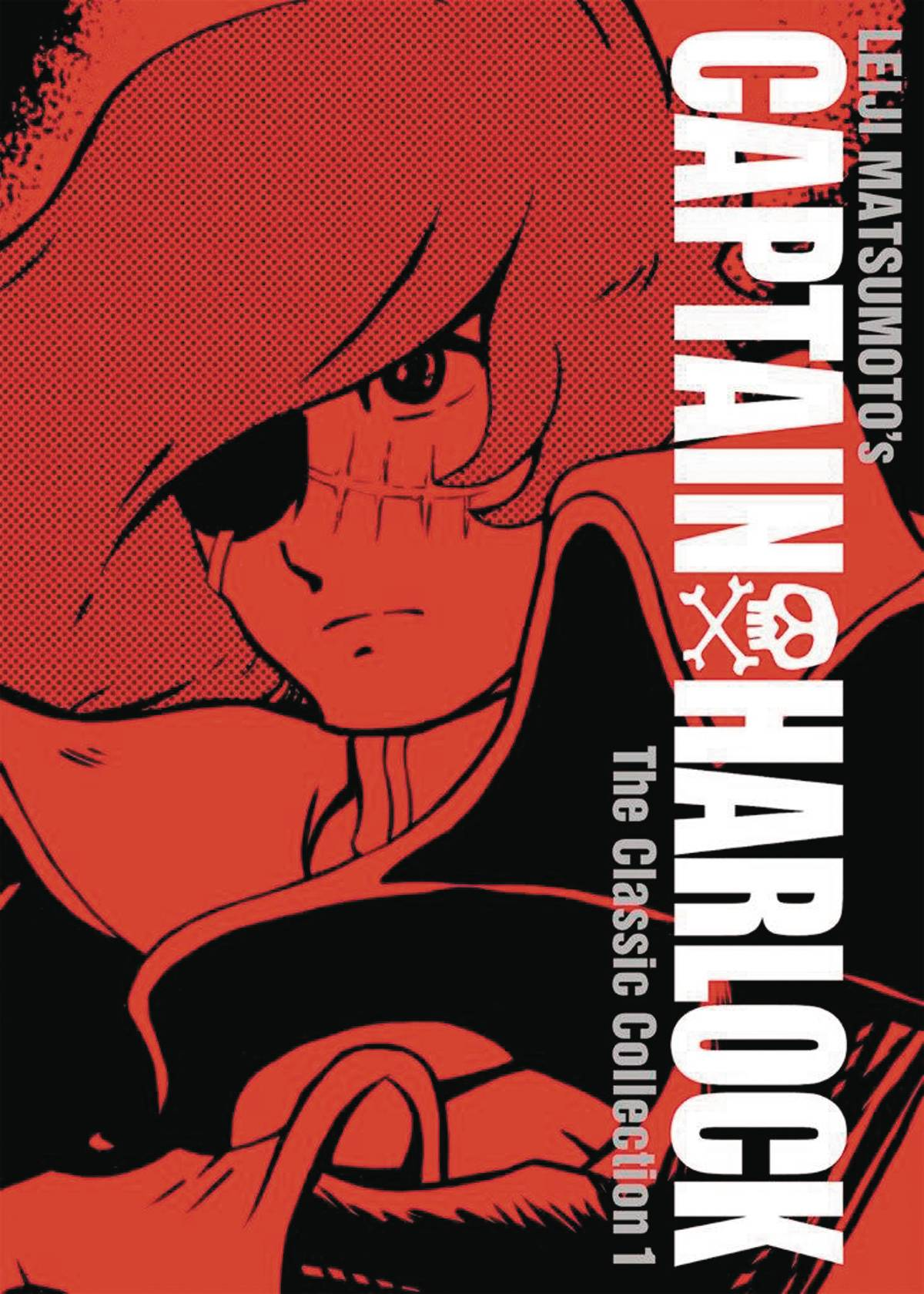 CAPTAIN HARLOCK CLASSIC COLLECTION GN VOL 01