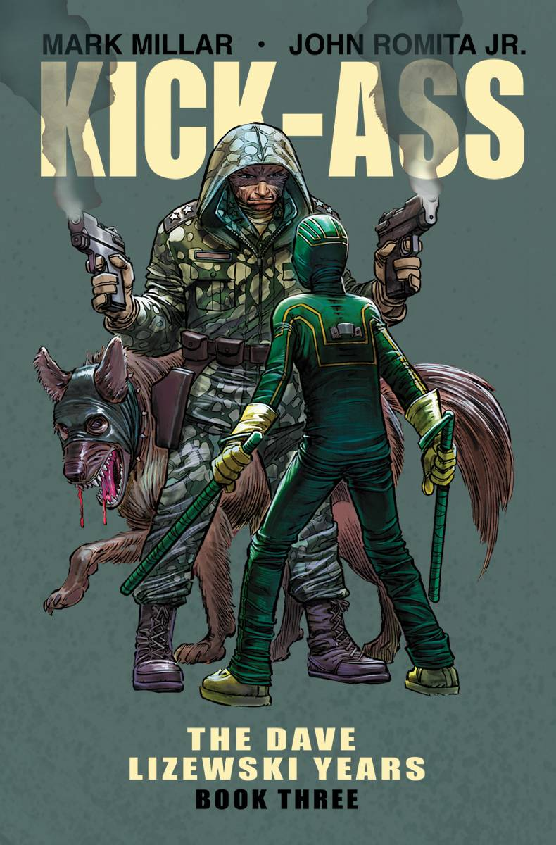 KICK-ASS DAVE LIZEWSKI YEARS TP VOL 03 (MR)