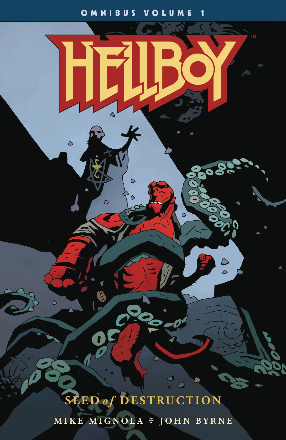 HELLBOY OMNIBUS TP VOL 01 SEED OF DESTRUCTION