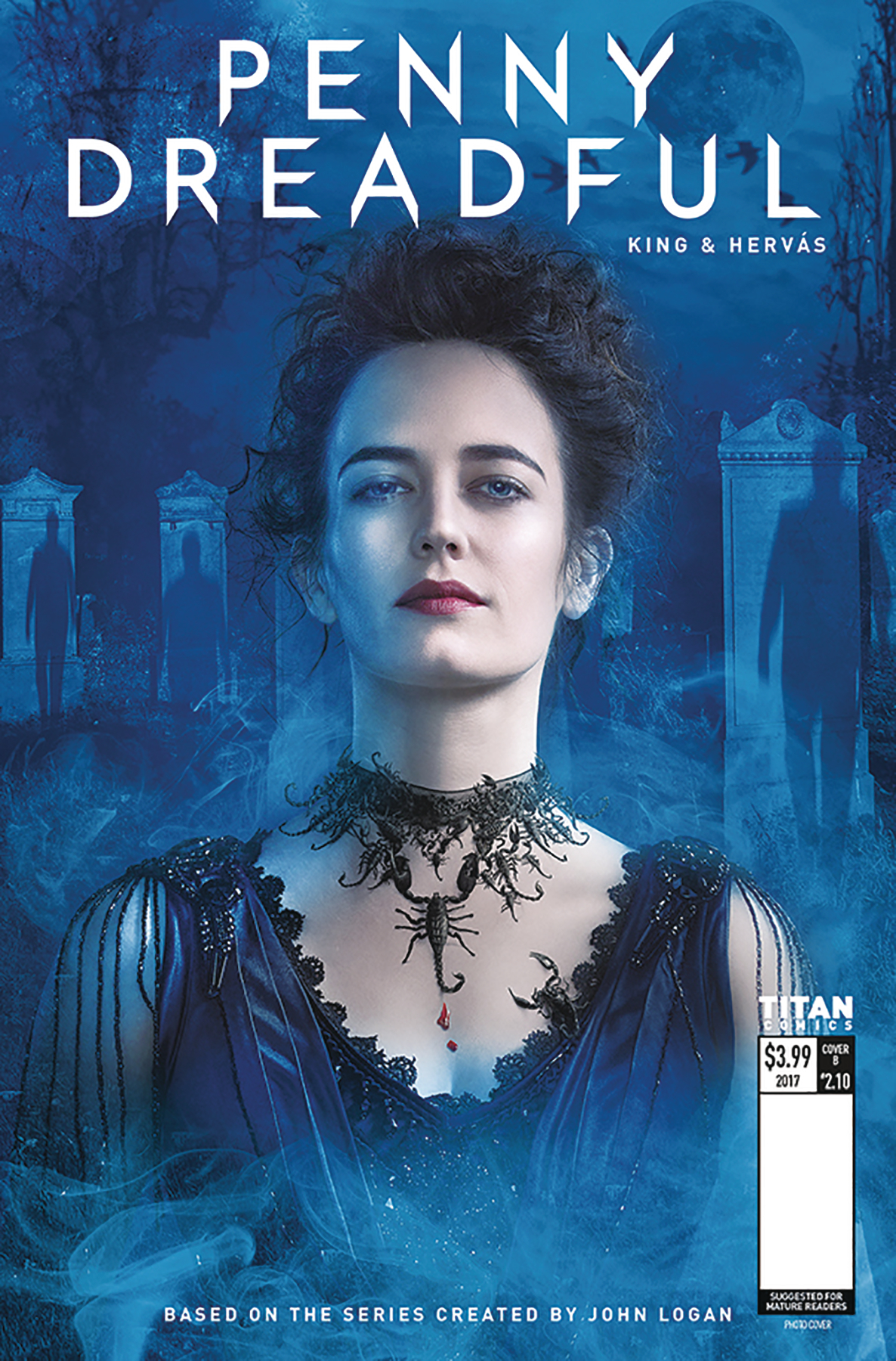 PENNY DREADFUL #10 CVR B PHOTO