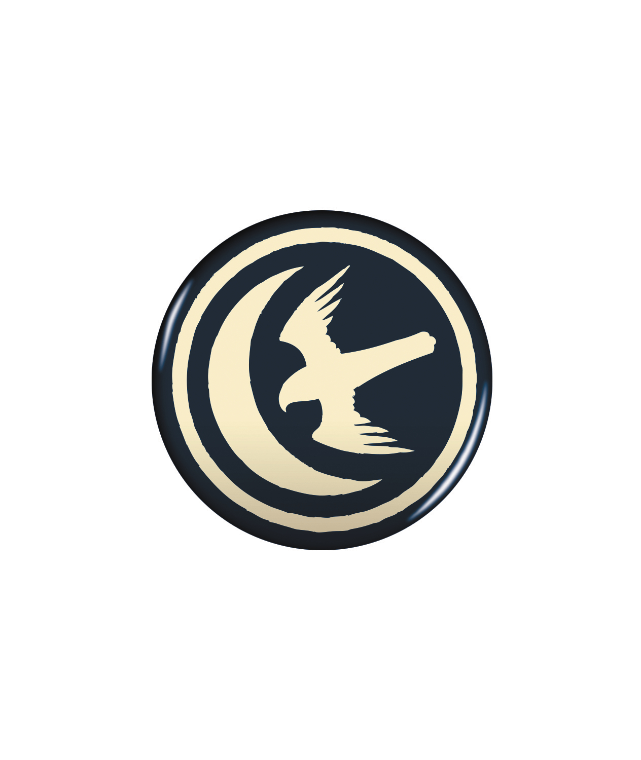 GAME OF THRONES BUTTON ARRYN