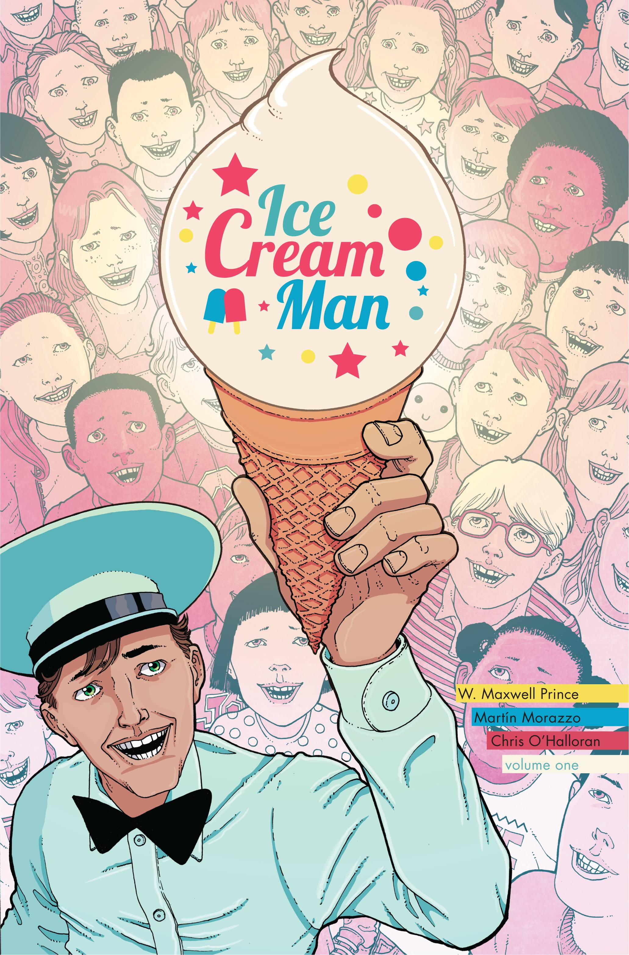 ICE CREAM MAN TP VOL 01 RAINBOW SPRINKLES (APR180546)
