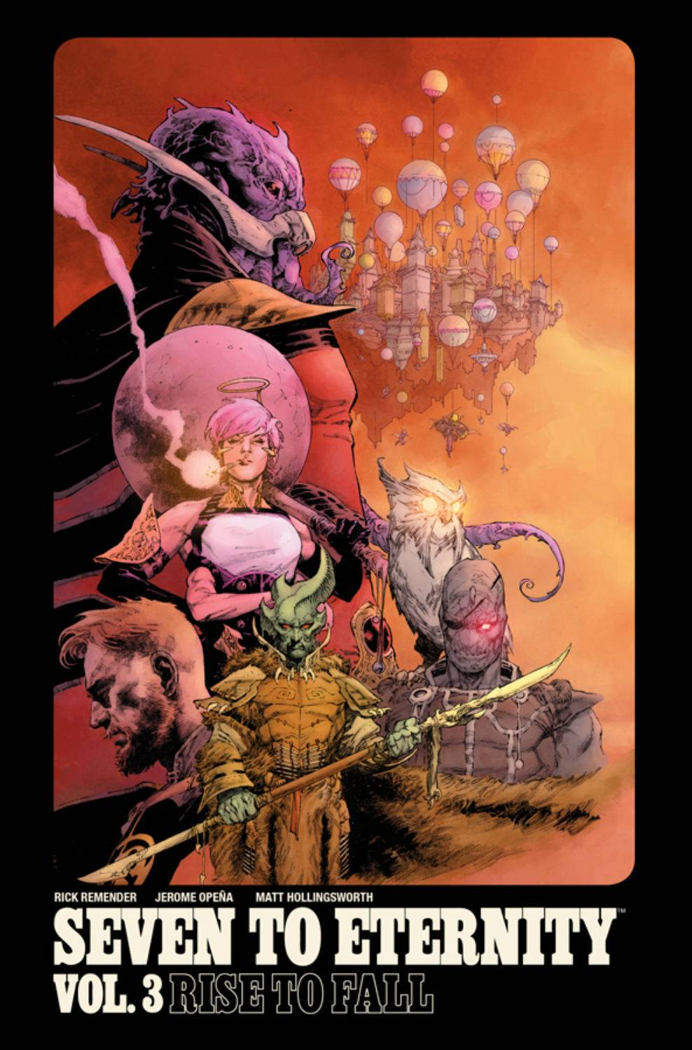 SEVEN TO ETERNITY TP VOL 03 (OCT180111)