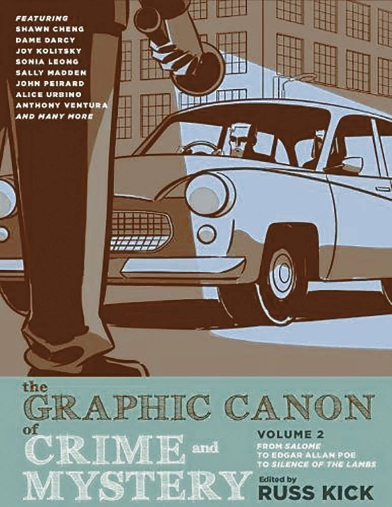 GRAPHIC CANON OF CRIME & MYSTERY TP VOL 02 (RES)