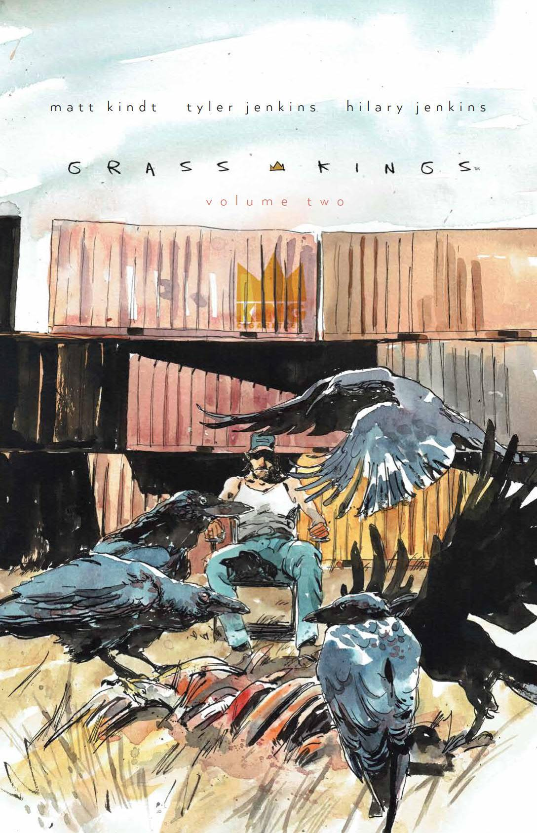 GRASS KINGS HC VOL 02