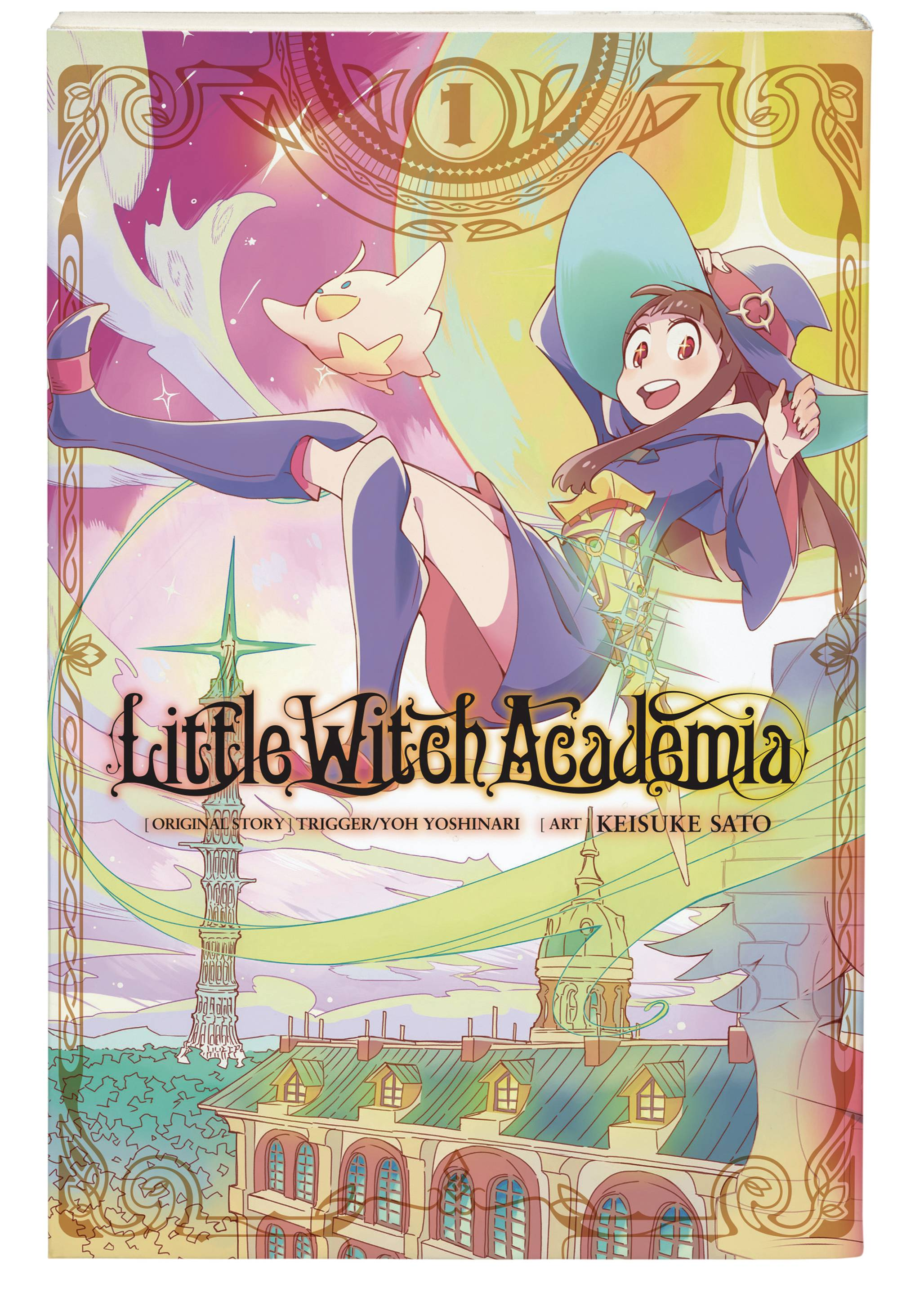 LITTLE WITCH ACADEMIA GN VOL 01 (APR181976)