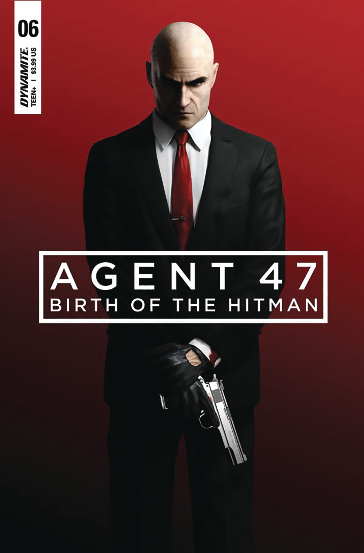 AGENT 47 BIRTH OF HITMAN #6 CVR B GAMEPLAY