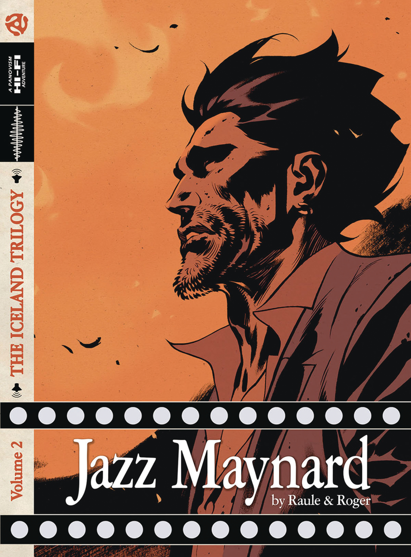 JAZZ MAYNARD HC VOL 02