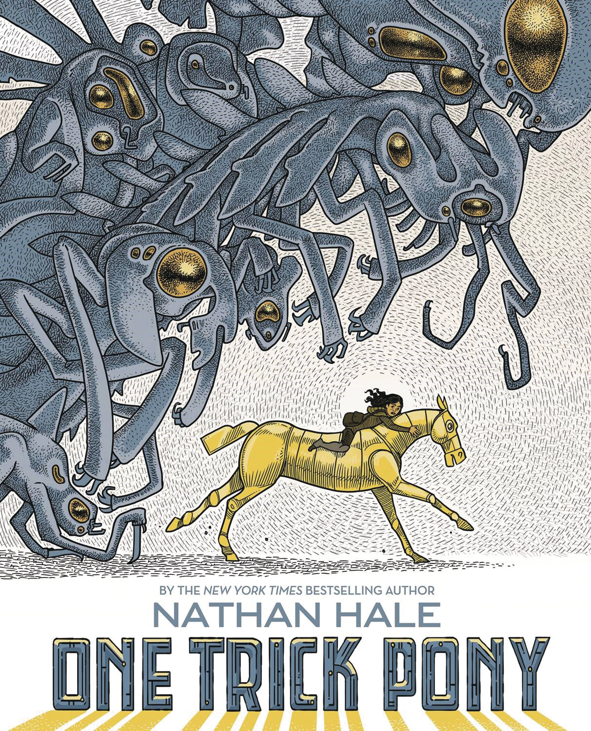 NATHAN HALES ONE TRICK PONY GN