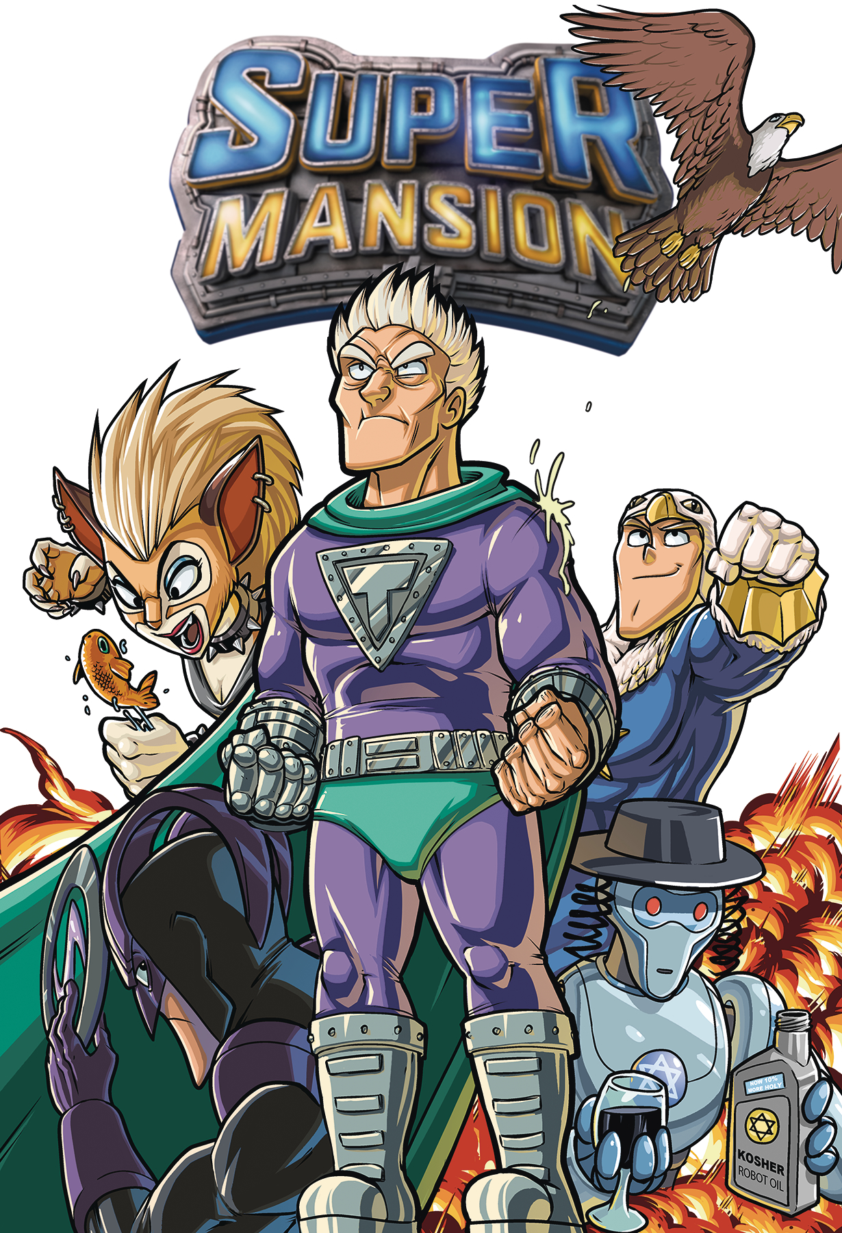 SUPERMANSION TP (MR)