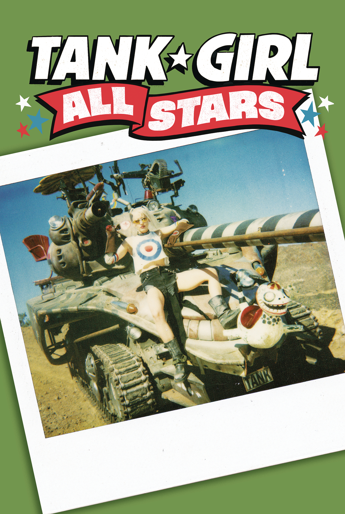 TANK GIRL ALL STARS #1 (OF 4) CVR D MARTIN PHOTO
