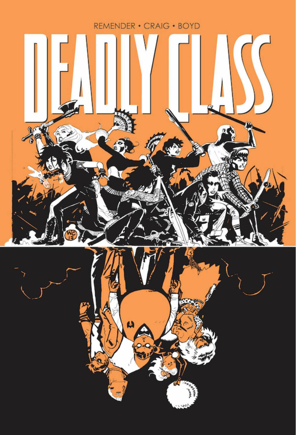 DEADLY CLASS TP VOL 07 LOVE LIKE BLOOD (MR)