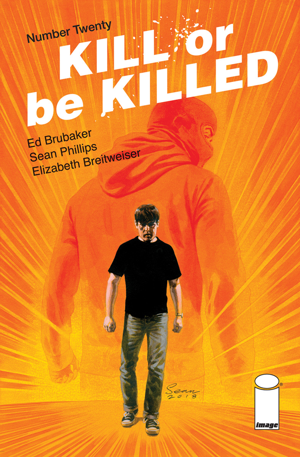 KILL OR BE KILLED #20 CVR A PHILLIPS (MR)