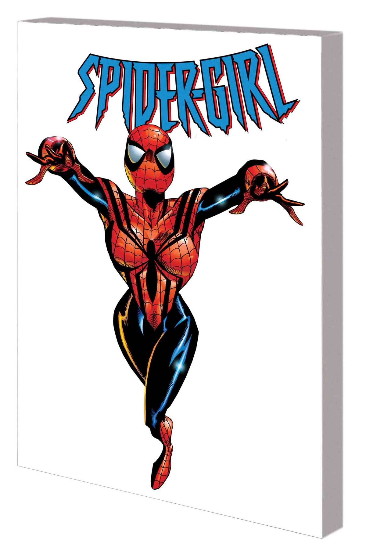 SPIDER-GIRL COMPLETE COLLECTION TP VOL 01