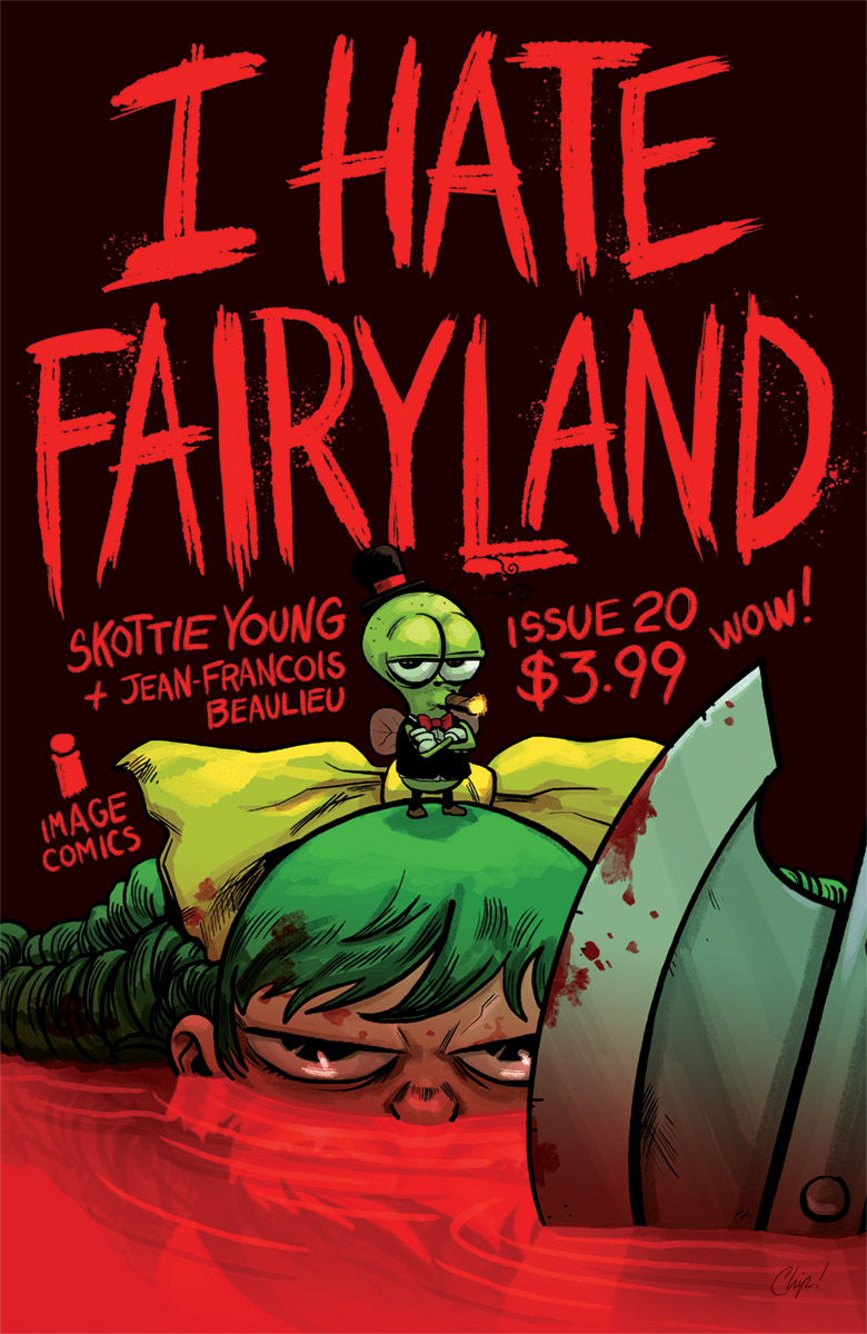 I HATE FAIRYLAND #20 CVR D ZDARSKY (MR)