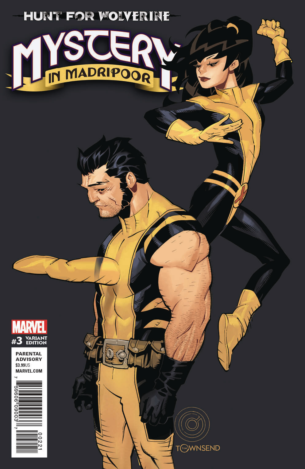 HUNT FOR WOLVERINE MYSTERY MADRIPOOR #3 (OF 4) BACHALO VAR