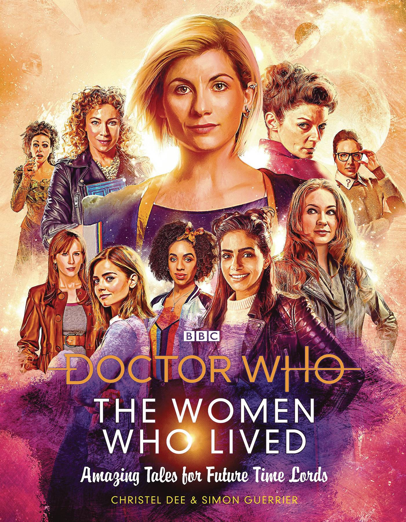 DOCTOR WHO WOMEN WHO LIVED GOODNIGHT STORIES HC