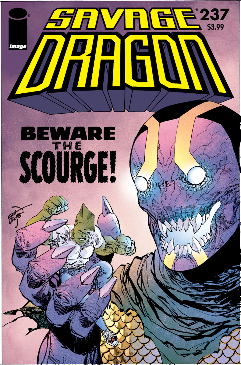 SAVAGE DRAGON #237 (MR)
