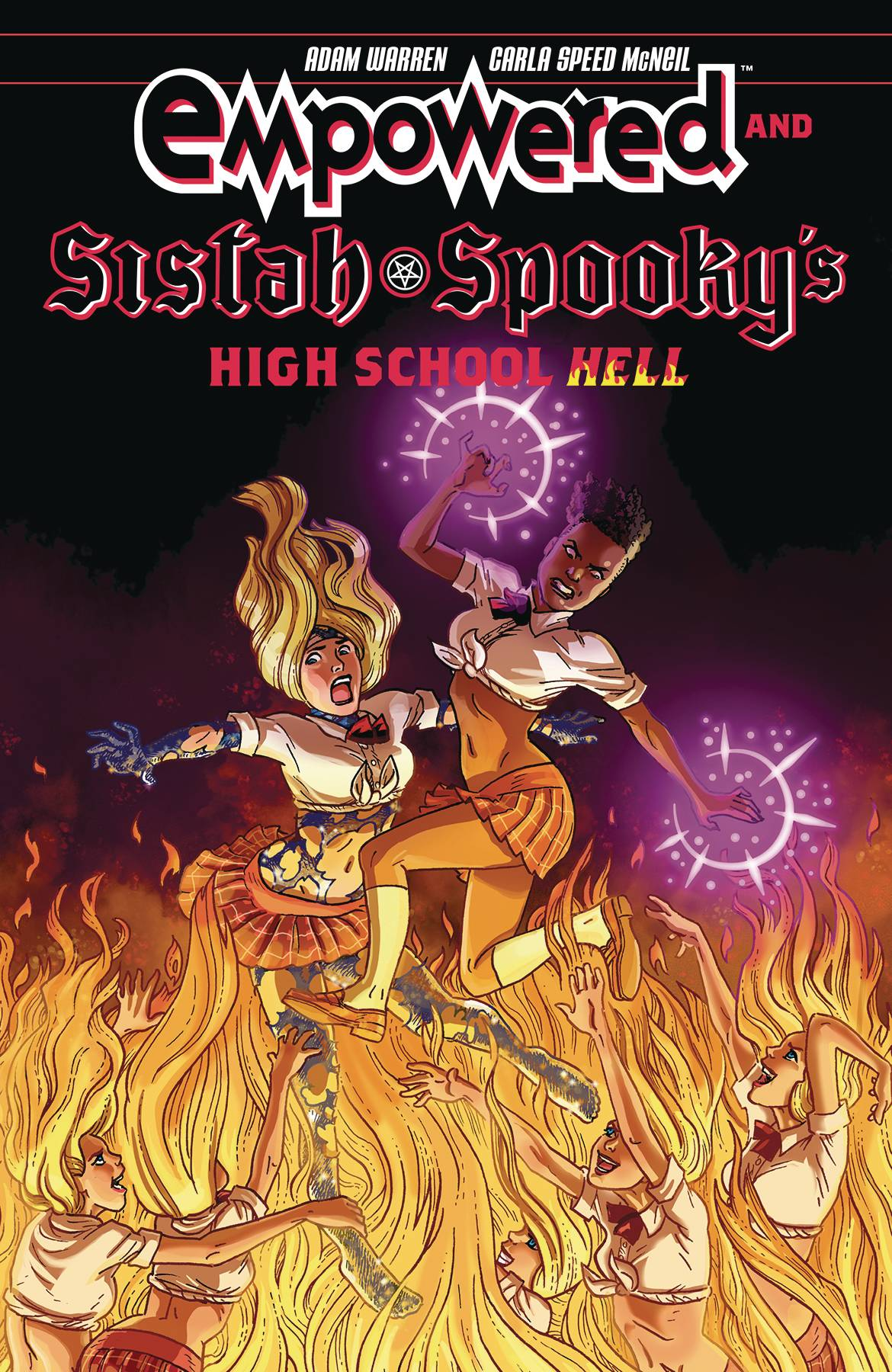 EMPOWERED & SISTAH SPOOKYS HIGH SCHOOL HELL TP