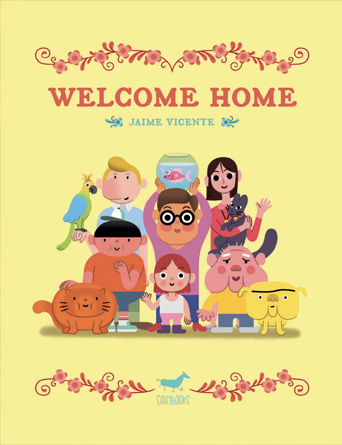 WELCOME HOME ONE-SHOT