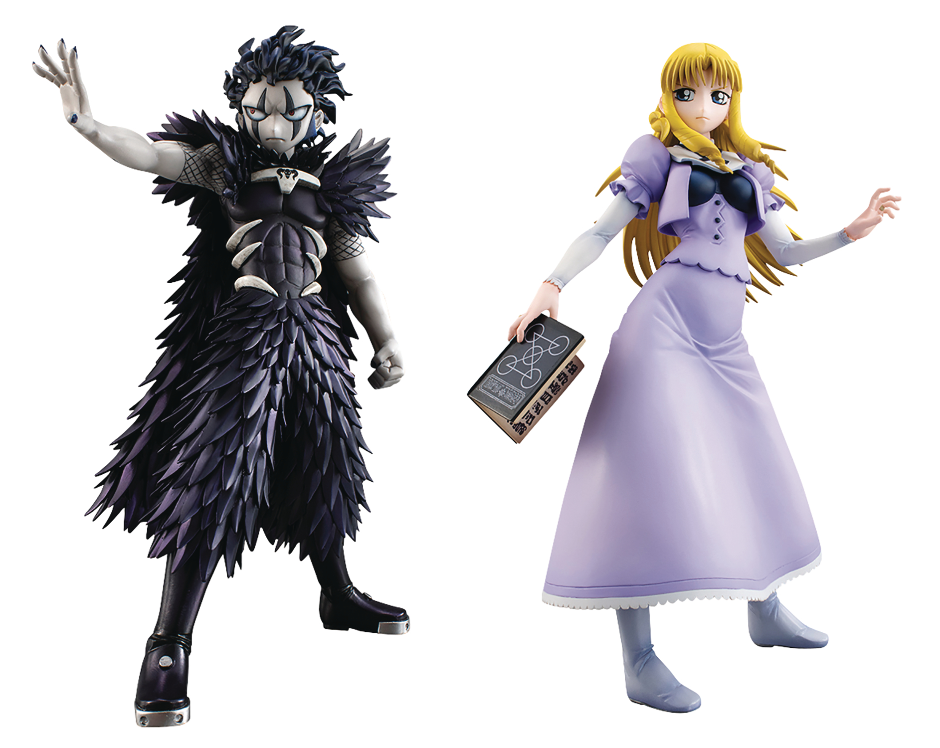 GEM SERIES ZATCH BELL BRAGO AND SHERRY PVC FIG